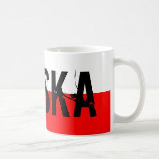 POLSKA (Poland) Mug