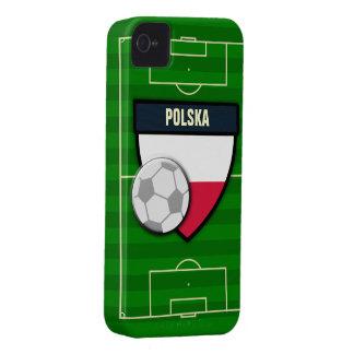 Polska Poland  Soccer iPhone 4 Case