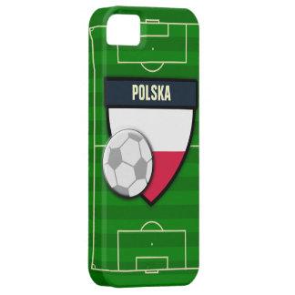 Polska Poland  Soccer iPhone 5 Cases