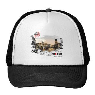 Polska - Warszawa 1980-1900 Mesh Hats