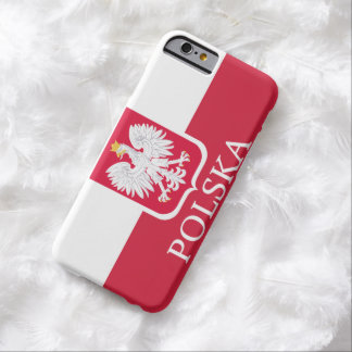Polska White Eagle Flag Barely There iPhone 6 Case