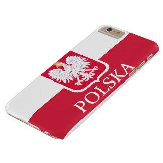 Polska White Eagle Flag Barely There iPhone 6 Plus Case