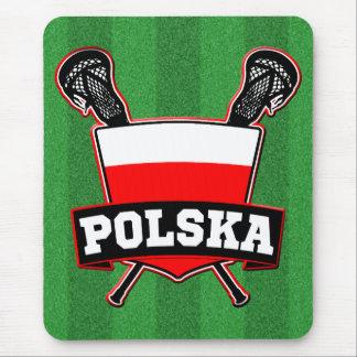 Polski Poland Lacrosse Mouse Pads