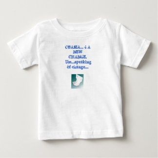 POLTICAL BABY T SHIRTS