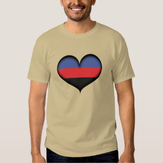 Polyamorous Heart Tshirts