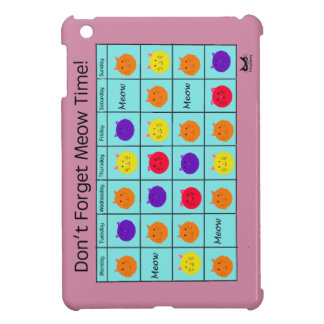 Polyamory Cat: Meow Time iPad Case