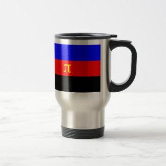 Polyamory Flag -- Pi 3-color Coffee Mug