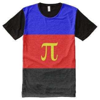 Polyamory Pride Flag All-Over Print T-Shirt