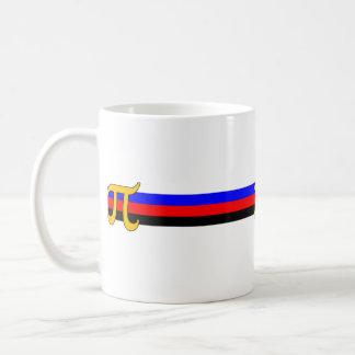 Polyamory Pride Flag Basic White Mug