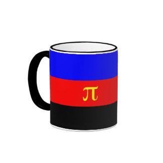Polyamory Pride Flag Ringer Mug