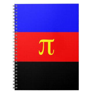 Polyamory Pride Flag Spiral Notebook