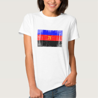 Polyamory Pride Flag T-shirt
