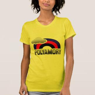 POLYAMORY RAINBOW T-SHIRTS