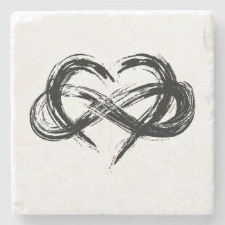 Polyamory Symbol Coaster