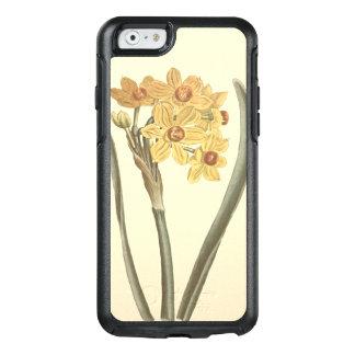 Polyanthus Narcissus Botanical Illustration OtterBox iPhone 6/6s Case