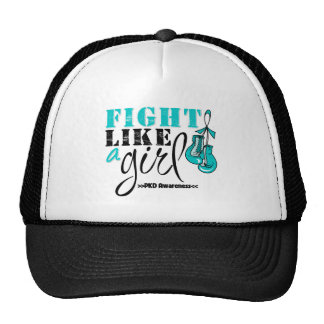 Polycystic Kidney Disease Awareness Fight Like a G Hats
