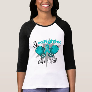 Polycystic Kidney Disease I Fight Like a Girl Tees