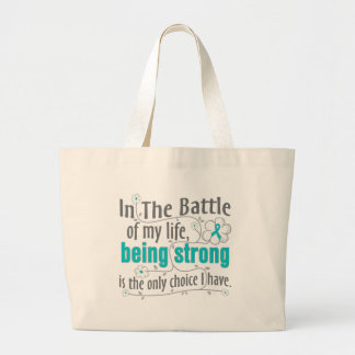 Polycystic Kidney Disease In The Battle Canvas Bag
