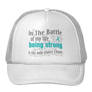 Polycystic Kidney Disease In The Battle Hat