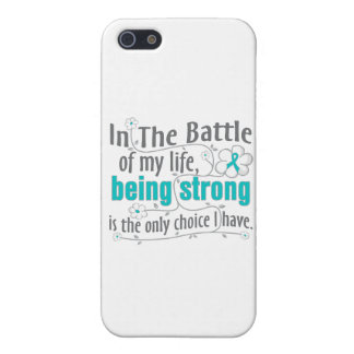 Polycystic Kidney Disease In The Battle iPhone 5/5S Cases