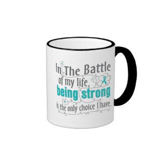 Polycystic Kidney Disease In The Battle Ringer Mug