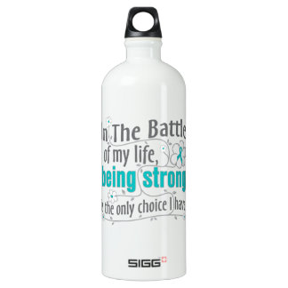 Polycystic Kidney Disease In The Battle SIGG Traveller 1.0L Water Bottle