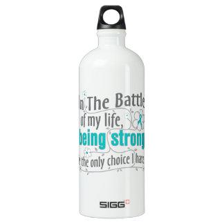 Polycystic Kidney Disease In The Battle SIGG Traveler 1.0L Water Bottle