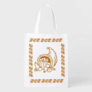 Polyester Bag - Horn of Plenty