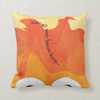 Polyester Calcifer Pillow