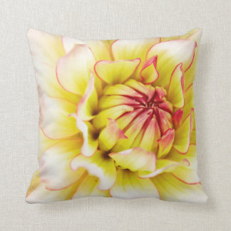 polyester dahlia cushions. cushion