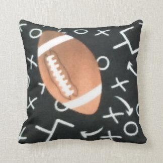 Polyester Football Throw Pillow Cushions