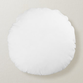 Polyester Round Cushion