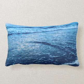 Polyester Throw Pillow, Lumbar Pillow. Lumbar Cushion