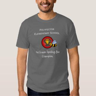 Polyfector Elementary School Shirts