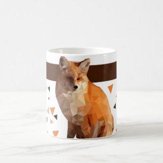PolyGen Fox Coffee Mug