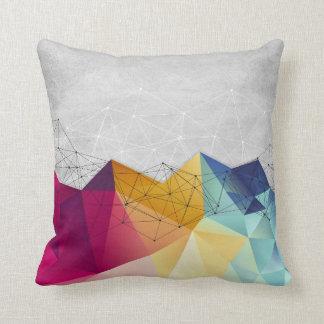 Polygons on Concrete Cushion