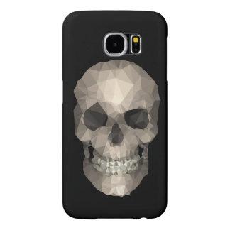 Polygons Skull Samsung Galaxy S6 Cases
