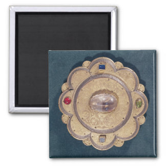 Polylobed reliquary, 13th century refrigerator magnet