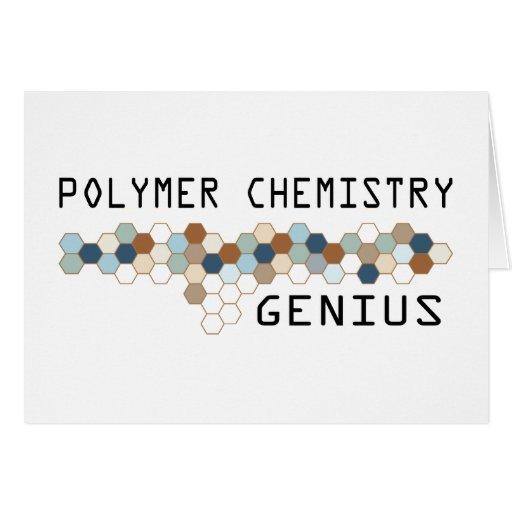 Polymer Chemistry Genius Cards