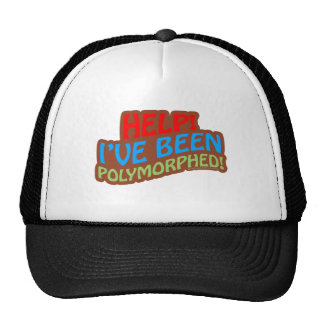 Polymorphed Trucker Hat