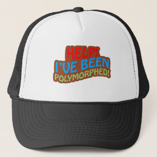 Polymorphed Trucker Hat