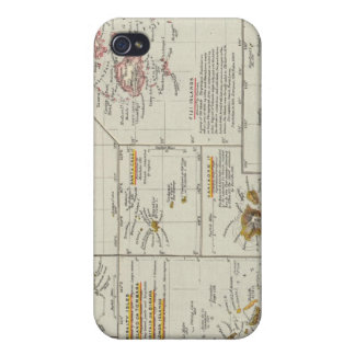 Polynesia, Islands of the Pacific iPhone 4 Cases