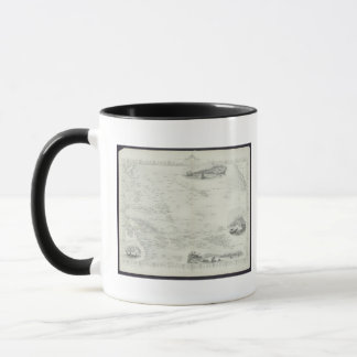 Polynesia or Islands in the Pacific Ocean, from a Mug