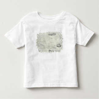 Polynesia or Islands in the Pacific Ocean, from a T-shirts