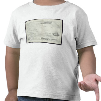 Polynesia or Islands in the Pacific Ocean, from a Shirts