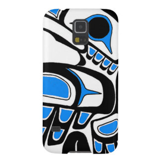 Polynesian Eagle Tattoo design Galaxy S5 Covers