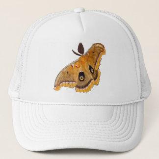 Polyphemus Moth Trucker Hat