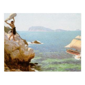 Polyphemus Postcard