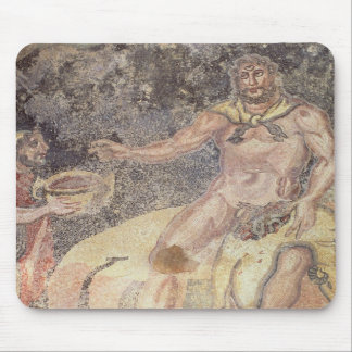 Polyphemus the Cyclops, Roman mosaic Mouse Mat