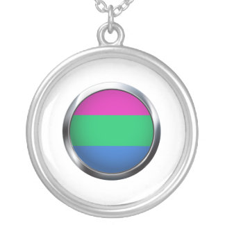POLYSEXUAL MEDALLION NECKLACE